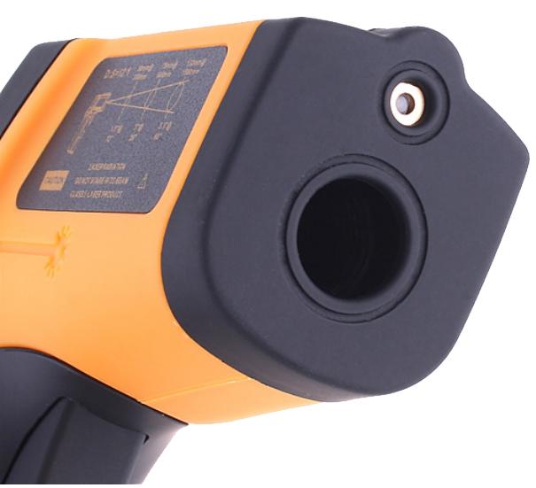 Ψηφιακό θερμόμετρο με infrared laser-1