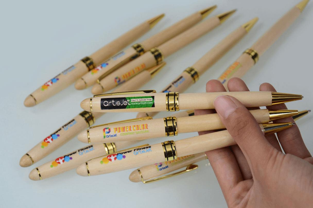 Εκτύπωση στυλό, αναπτήρων, ημερολογίων και mousepad