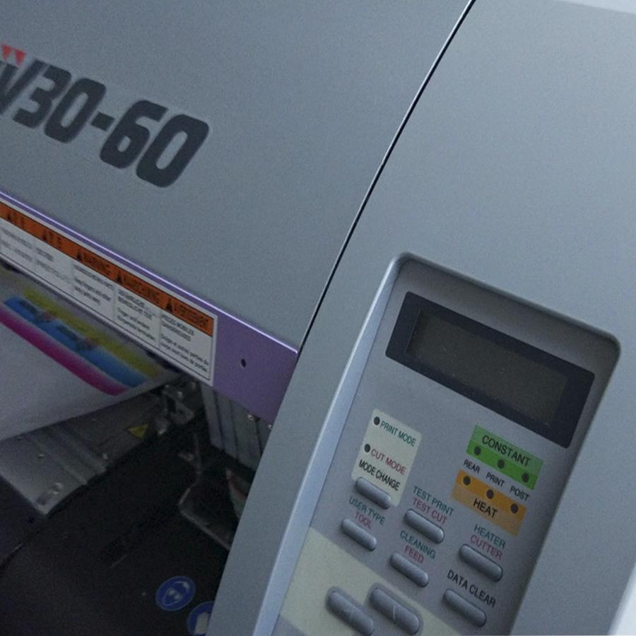 Mimaki CJV30-60 Print & Cut Used Εκτύπωση και Κοπή Μεταχειρισμένο