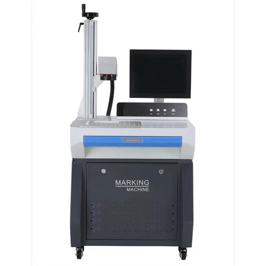 Laser BLUE LFT Series Μηχάνημα χάραξης με fiber laser