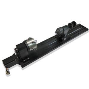 περιστροφικό μηχανικό σύστημα για χάραξη με laser