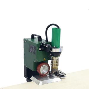 EDGE Welder μηχάνημα θερμοκόλλησης για μανίκι και κορδόνι