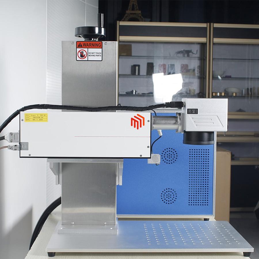 Laser BLUE PFT Series Μηχάνημα χάραξης με fiber laser