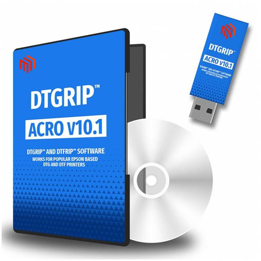 ACRORIP V10 πρόγραμμα RIP DTF